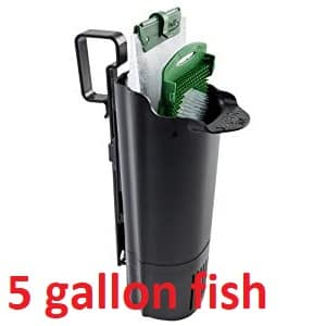 5 gallon fish tank filter